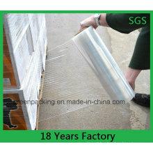 Rolos de filme estirável SGS e ISO LLDPE