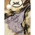 2017 Primavera / Verano Nuevo diseño de bufanda de moda de color sólido