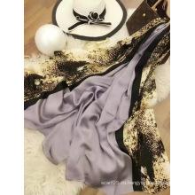 2017 Весна / Лето Новый дизайн Модный шарф сплошной цвет