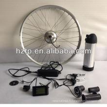 Moteur de moyeu sans brosse de Tongpu pour la pièce de conversion de vélo électrique