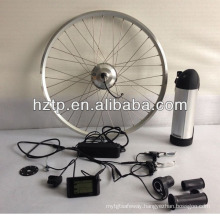 Tongpu brushless hub motor for electric bicycle conversion part