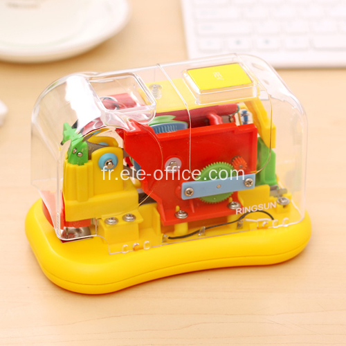 Colorful School Stationery Automatic Stapler