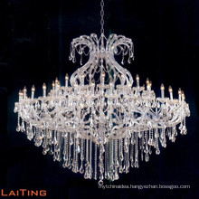 Wrought iron centerpieces table top maria theresa chandeliers 85224