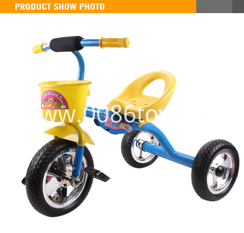 Hot Sale folding baby bicycle 3 wheels
