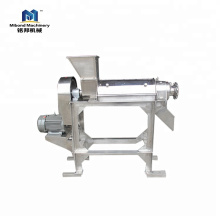 China High Quality Grape Press Machine Juicing Fruit Juice Processing