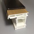 Aluminium Clad uPVC window and door system
