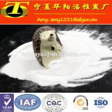 Precio de fábrica del polvo nano de la alúmina del grado superior para moldeable refractario