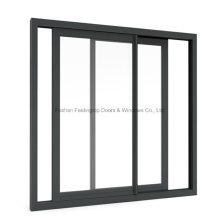 Chine Fenêtre coulissante en métal en aluminium fabriquée avec l'écran facultatif (FT-W80 / 126)