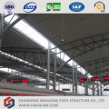 Steel Pipe Truss Shed for Train Maintenance