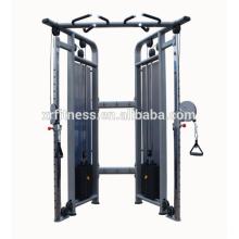 Functional Trainer Fitnessgeräte Namen / Dual Einstellbare Riemenscheibe