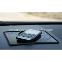 Carton imprimir no slip car pad, PU durable coche mat
