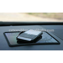 carton print non slip car pad, PU durable car mat