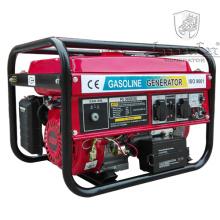2000W 220volt электрический портативный бензин керосин генератор