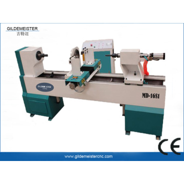 Single Head CNC Wood Lathe Machine