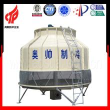 Torre de água de arrefecimento redonda FRP de 150T
