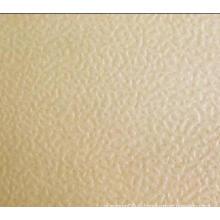 3003 H12 / H14 / H16 / H18 Papier Kraft Bobine en relief en stuc en aluminium