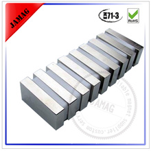 JML20W10T2.5 N52 Neodymium Block Magnets