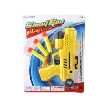 Pistolet en plastique pour enfant avec balle en EVA à vendre (10221696)