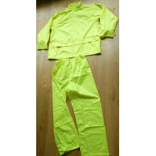 Flu Lime Rainsuits with CE (DFRS16001)