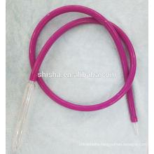 silicone hose glass tube