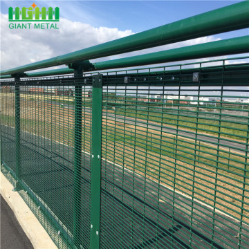 Горячая защита Anti-climb 358 Welded Security Fence