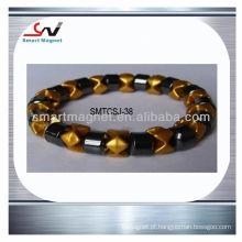 Bracelete magnético saudável permanente de polimento de qualidade superior