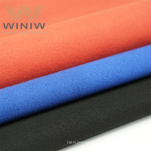 Material Micro Suede Leather For Custom Fashion Ladies Leather Bags