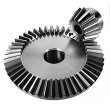Straight Bevel Pinion Gear untuk Marine Fields