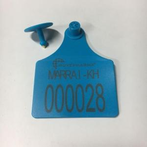 XL size ear tag  for cow