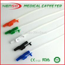 Cateter de sucção de controle descartavel de dedo HENSO