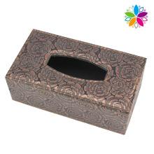 Boîte à tisser en cuir design design (ZJH075)