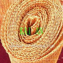 Malla de alambre tejido con gancho de cobre