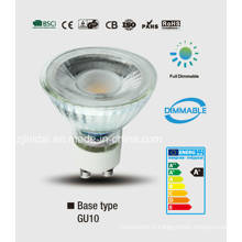 Ampoule LED dimmable GU10-Bl