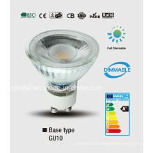 Затемняемый светодиодная лампа GU10-Bl