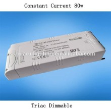 High efficiency constant voltage led driver 80W