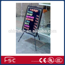 Declare information electronic fluorescent board led writing board