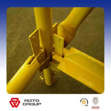steel scaffolding Kwikstage System End Toe Board Bracket