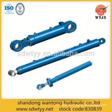 Cilindro de acero hidráulico