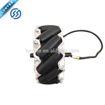 Hot Left Right Electric Vex Mecanum Hub Motor Wheels For 4WD Mobile Platform