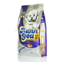 Gewohnheit schwere Seite Zwickel Hund Lebensmittel Verpackung Tasche