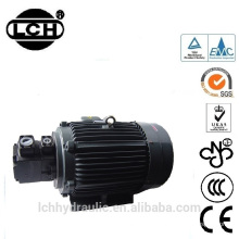 internal installation industrial pump hydraulic induction motor 220v