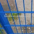 2018 produtos de venda quente 868 cerca de malha de arame soldado cerca de arame duplo / 656 cerca soldada com preço de fábrica