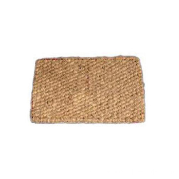 Coir door mat with difference