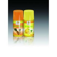 Rafraîchisseur d'air Touch Aerosol - Différents parfums: citron, rose, jasmin, fraise, appliquer, lavande,