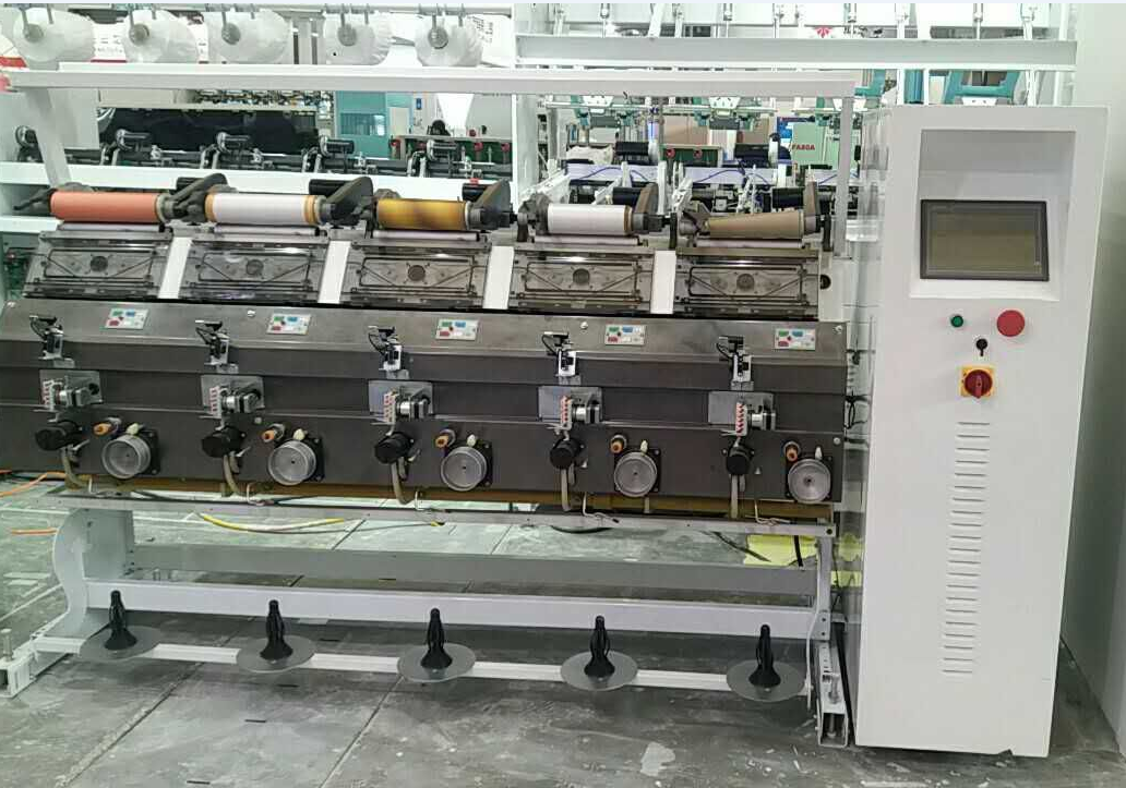 Assembly Winding Machine
