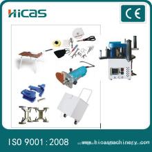 Machine à bois Bandage à bord portatif pour placage ABS PVC