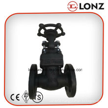 A105 API Flanged Forged Steel Globe Valve
