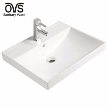 hot sale sanitary ware large bathroom basin