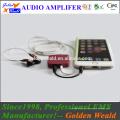 amplificador de áudio amplificador de auscultadores amplificador de bateria recarregável