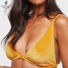 desi Mädchen heißes Bild Schule Mädchen in BH Fotos 32 Größe Brüste Bilder weichen drahtlosen BH Bralette